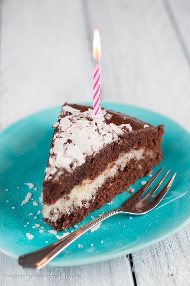 Schoko-Kokos-Kuchen Jamaica-Torte Rezept Feed me up before you go-go-4