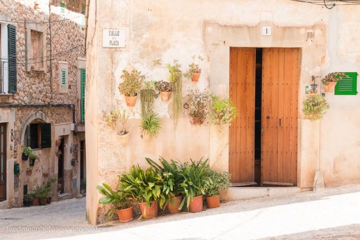 Mallorca Food & Travel Guide - die schönsten Bergdörfer Valldemossa Feed me up before you go-go