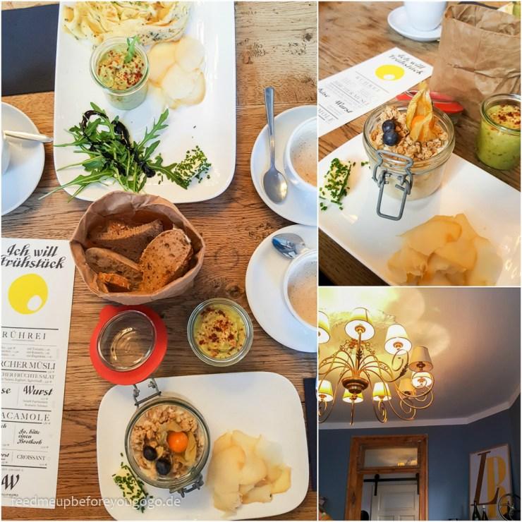 Frühstücken in München Waldmeisterei Café Feed me up before you go-go