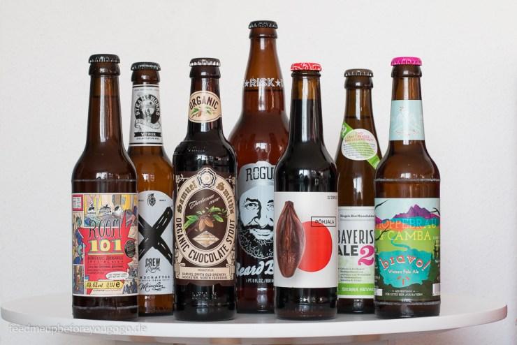 Craft Beer Flaschen