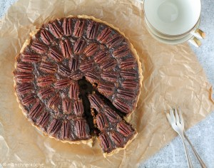 Pecan Pie aus den Südstaaten Rezept