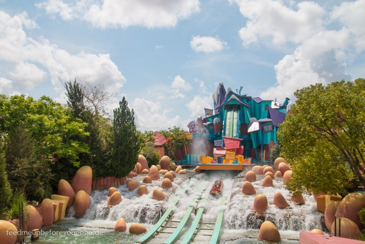 Dudley Do Right's Ripsaw Falls Islands of Adventure Universal Studios Orlando