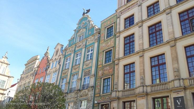 Danzig Gdansk Polen Altstadt kulinarische Tipps