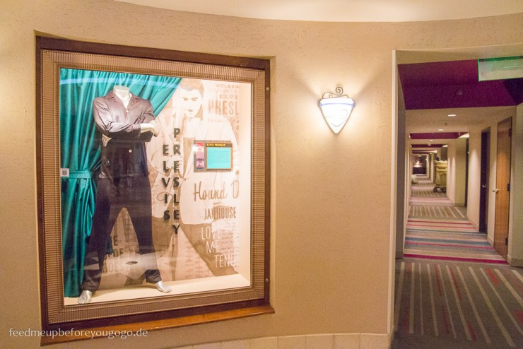 Hard Rock Hotel Orlando Florida Schlafanzug Elvis