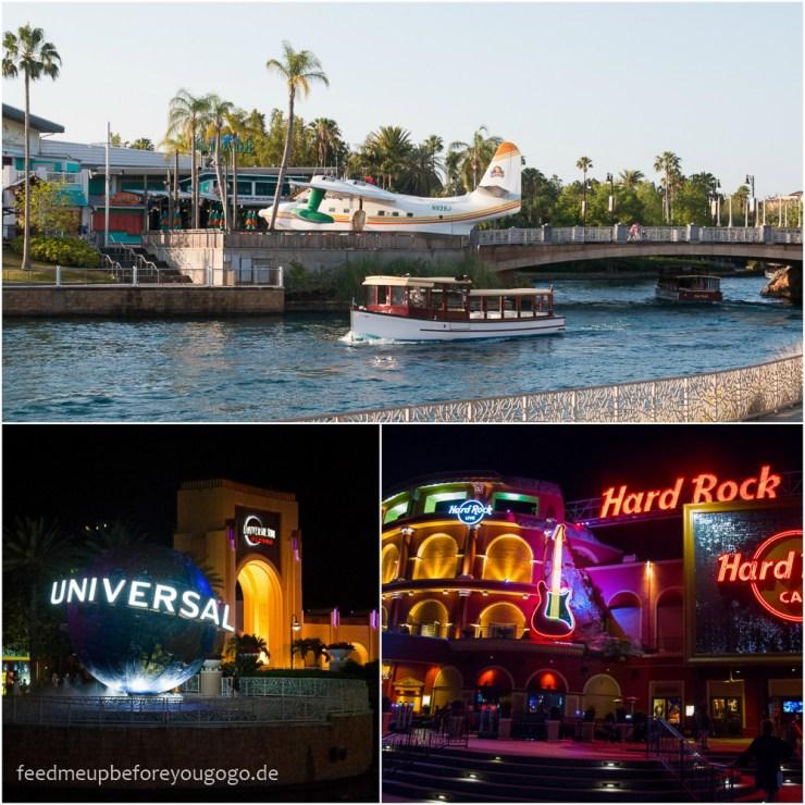 Universal City Walk Orlando Florida
