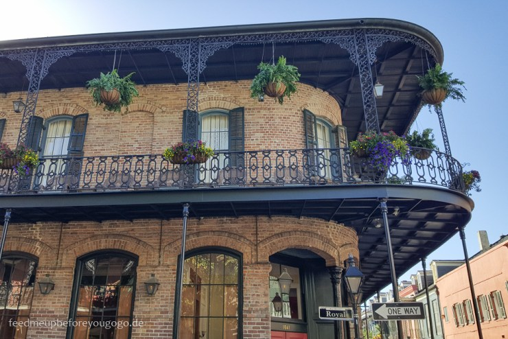 3 Tage in New Orleans Tour durchs French Quarter