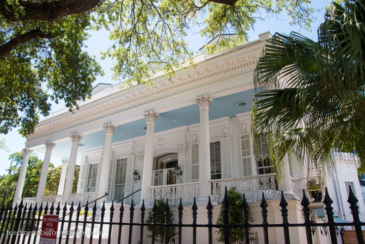 3 Tage in New Orleans Villa im Garden District