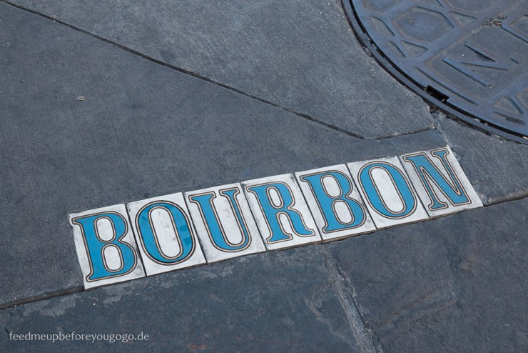 3 Tage in New Orleans Tour durchs French Quarter Bourbon Street