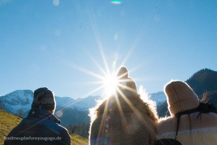 Hüttschlag Kutschfahrt durch Nationalpark Hohe Tauern Salzburger Land