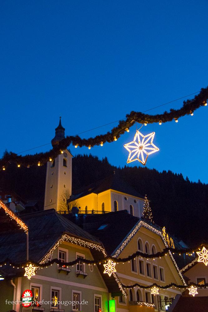 Salzburger Bergadvent Großarl Weihnachtsmarkt Salzburger Land