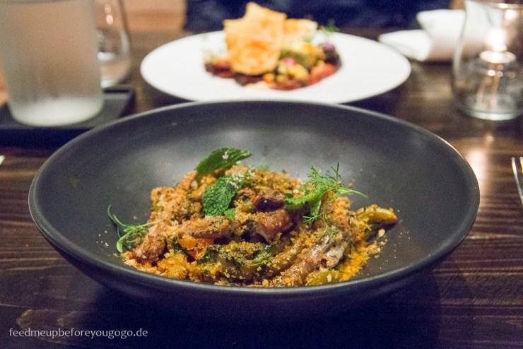 New Orleans Maypop Restaurant panasiatische Küche kulinarische Tipps Food Guide