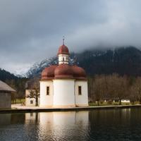 St Bartholomä am Königssee Berchtesgadener Land