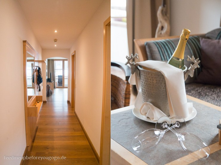 Berghotel Rehlegg Ramsau Suite Alpenmohn Winter und Wellness im Berchtesgadener Land