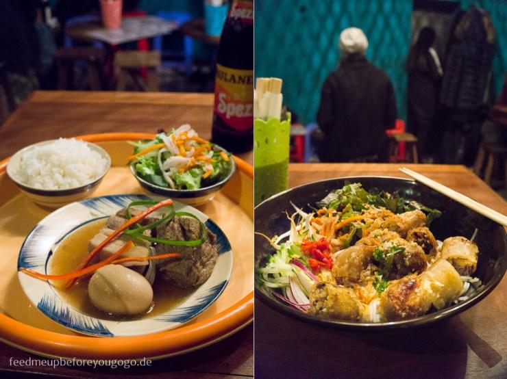 Chi Thu vietnamesisches Streetfood Muenchen Glockenbach