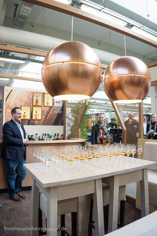 Highland Park Whisky Finest Spirits 2018 Spirituosenmesse