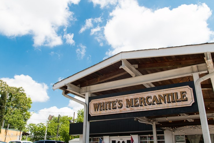 White's Mercantile Shop Nashville Tennesse Reisetipps Feed me up before you go-go
