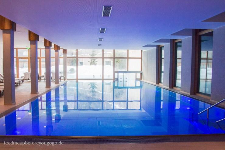 Das Kronthaler Hotel Hallenbad Achenkirch Tirol