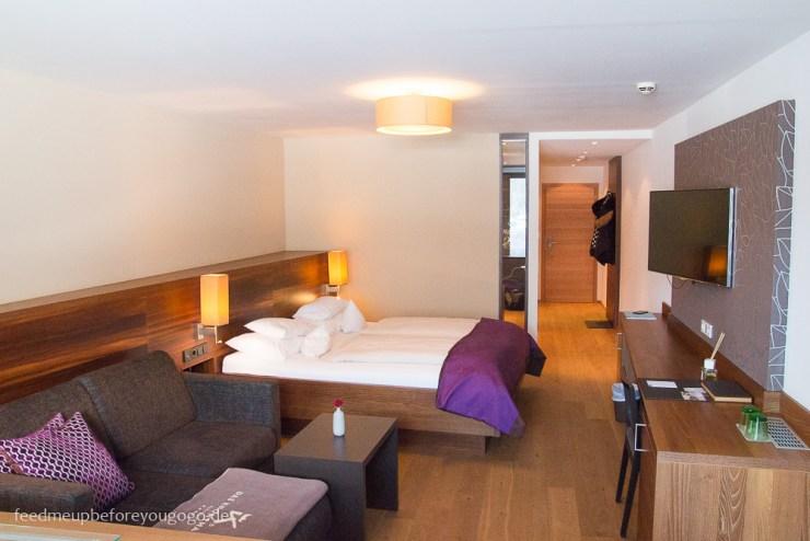 Das Kronthaler Hotel Double M Plus Room Achenkirch Tirol