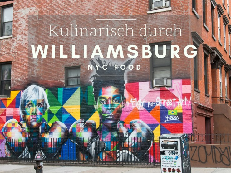 Kulinarische Tipps Williamsburg Brooklyn New York