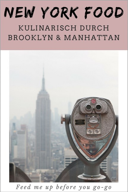 Kulinarische Tipps Brooklyn Manhattan New York