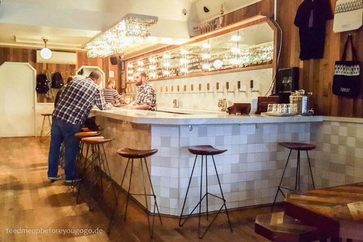 TØRST Evil Twin Brew Pub Greenpoint Brooklyn New York