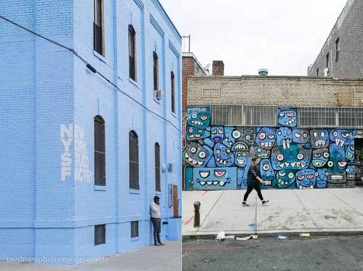 Graffiti Bushwick Brooklyn New York