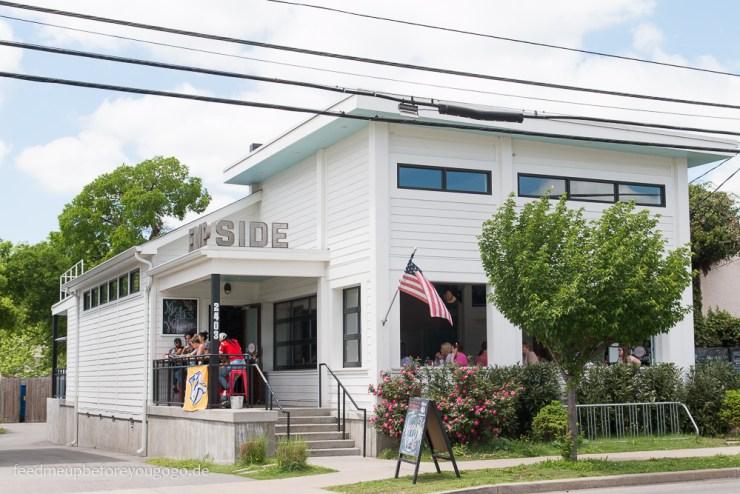 Flipside Diner 12 South Nashville kulinarische Tipps