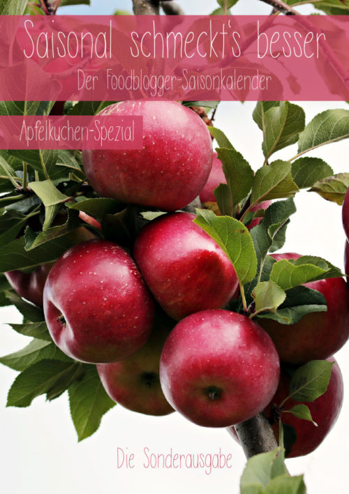 Rezepte Apfelkuchen Oktober