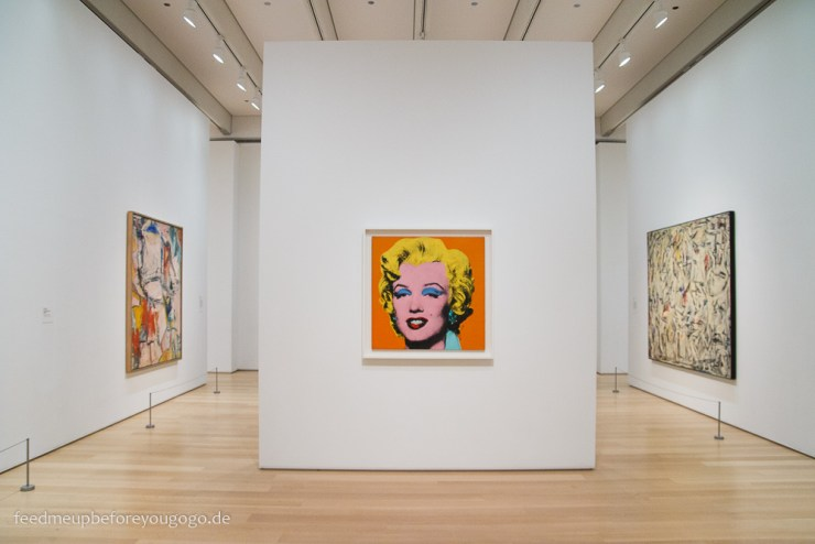 Andy Warhol Marilyn Monroe The Art Institute of Chicago Kunstmuseum
