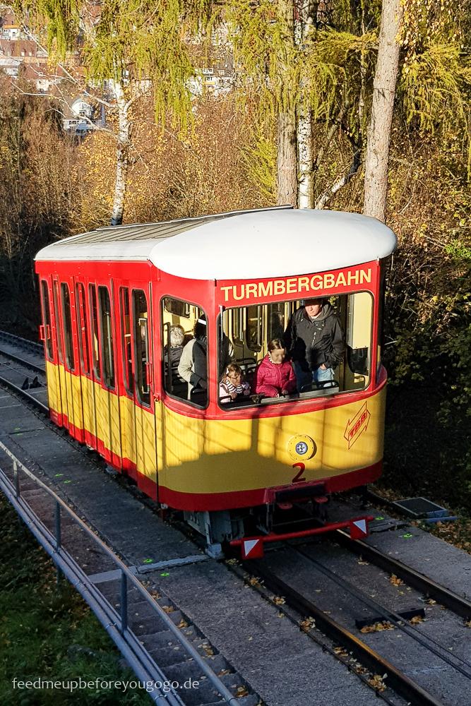Reisetipps Karlsruhe Durlach Turmbergbahn