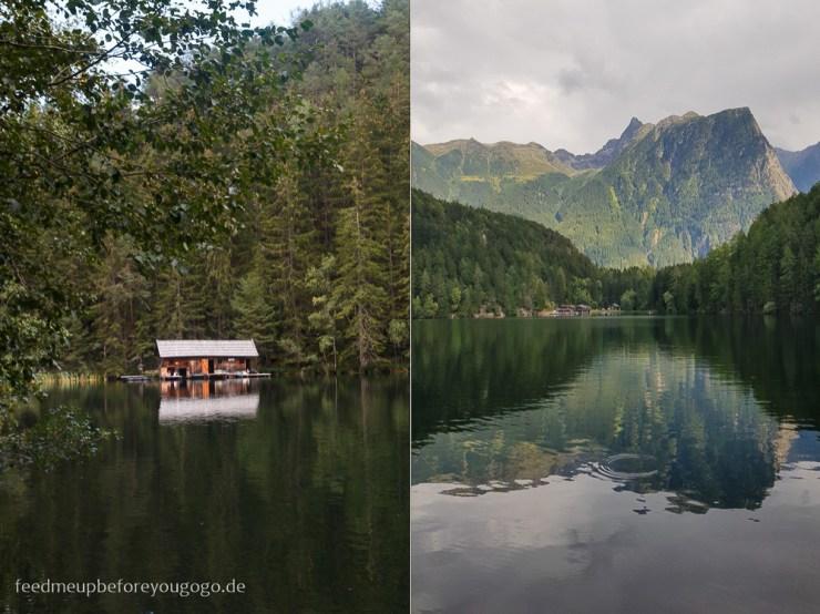 Piburger See, Ötztal, Hochoetz, Tirol