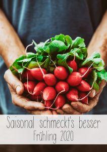 Saisonale Rezepte Frühling