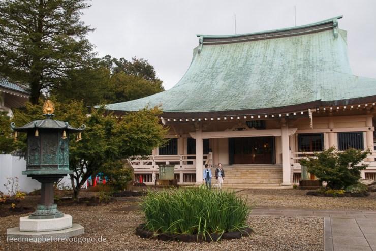 Tokio Reisetipps Setagaya Winkekatzentempel Gōtoku-ji-Tempel