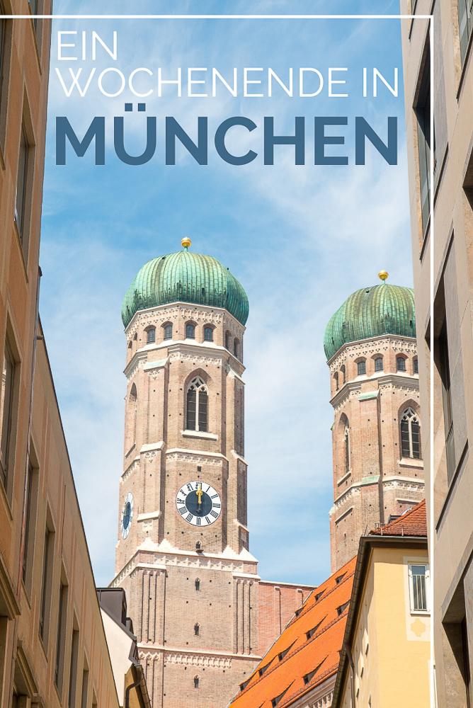 Urlaub in der eigenen Stadt: Ein Wochenende in München