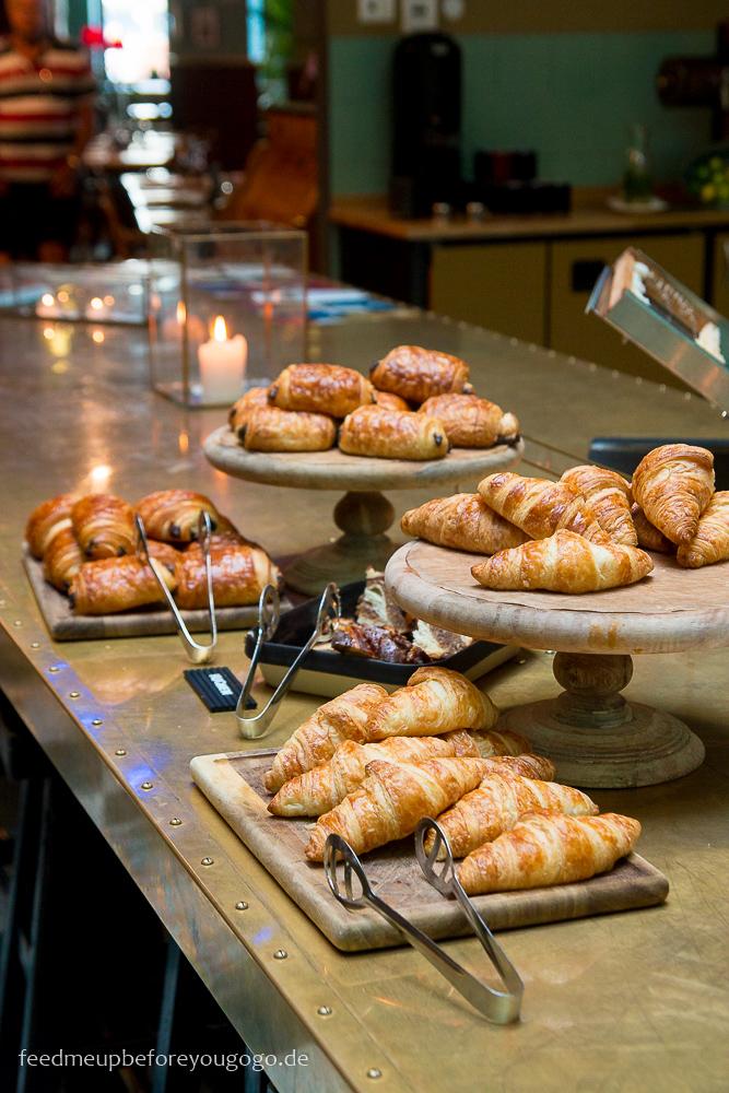 Frühstück im NENI im 25hours Hotel Reisetipps für ein Wochenende in München