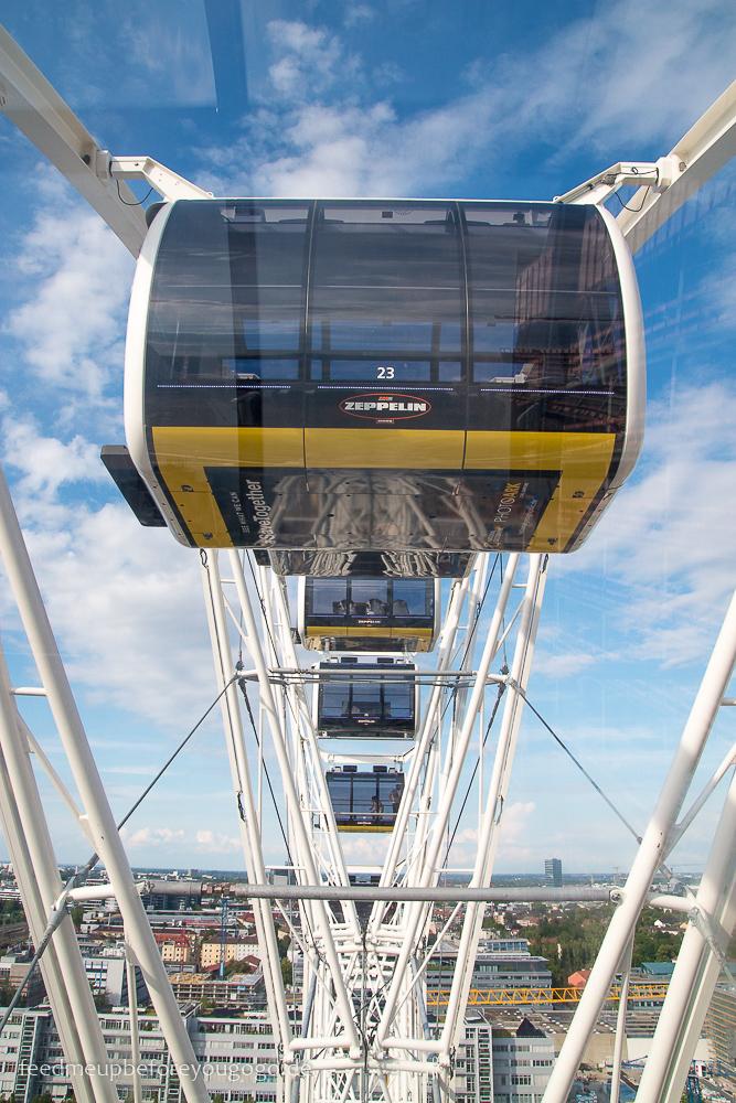 Umadum Riesenrad Werksviertel Mitte Reisetipps für ein Wochenende in München