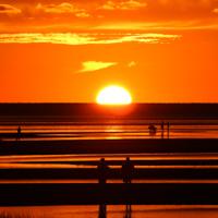 Cape Cod Sonnenuntergang