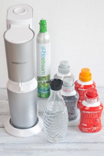 SodaStream Crystal Premium Weiß-2