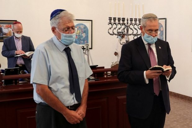 Amid Ties With Israel, Jewish Community Adopting More Public Life Now in Gulf Arab States