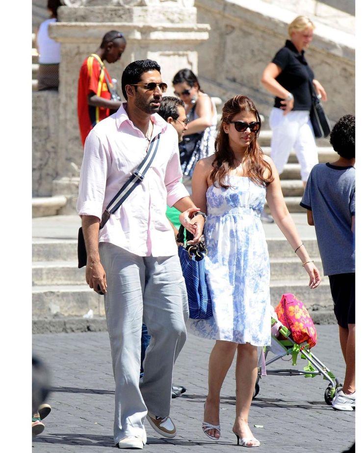 Bachchan's Vacation: विदेश में छुट्टियां मनाते बच्चन परिवार की तस्वीरें, स्कर्ट में दिखीं जया बच्चन तो मोनोकिनी में बहू ऐश्वर्या की फोटोज वायरल
