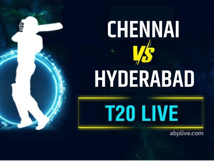 CSK vs SRH, LIVE Updates: Great Start By Chennai Super Kings, Du Plesis & Gaikwad Continue Good Form