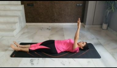 Actress Bhagyashree told 4 exercises to arthritis patients, keeps herself fit even at the age of 52