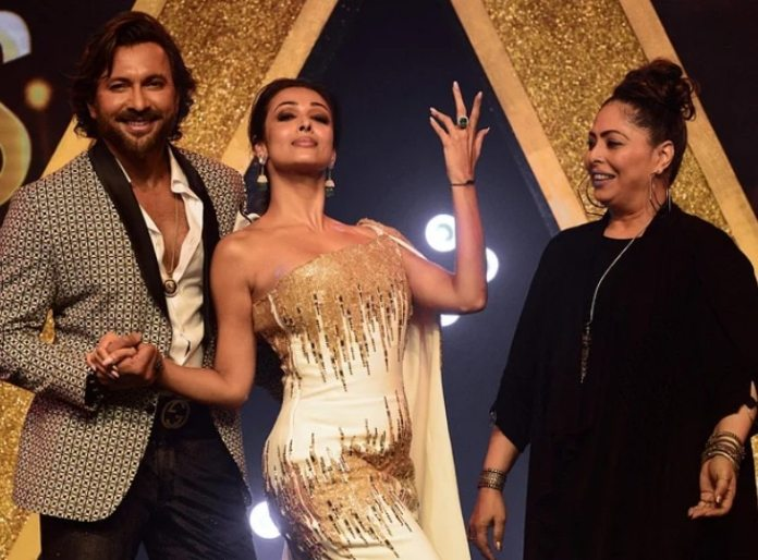In India's Best Dancer, the contestant suddenly came close and touched the cheeks of Malaika Arora, know what happened to the actress?