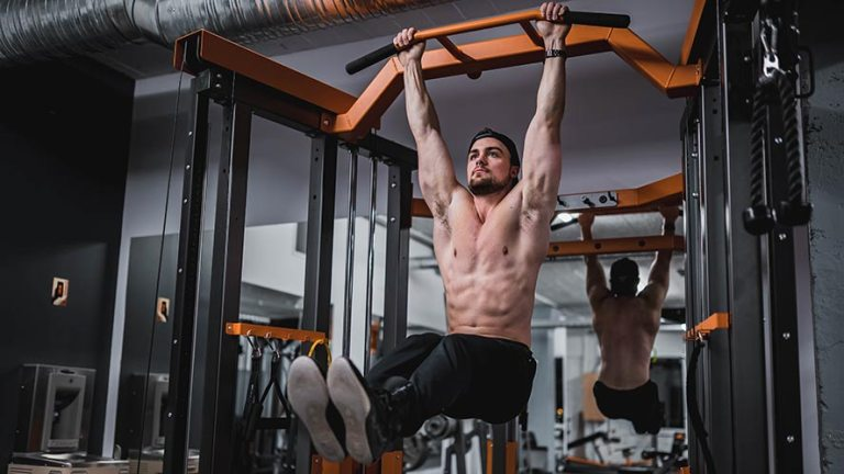 10 Important Benefits of Hanging Leg and Knee Raises