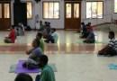 News: International Yoga Day at NIT Trichy