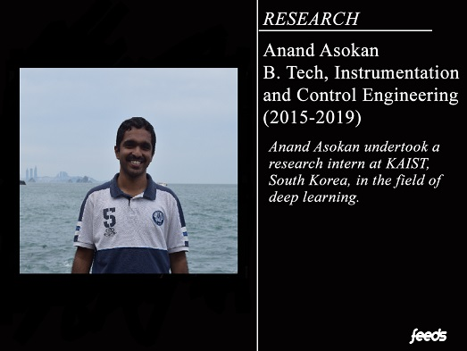 Anand Asokan: Internship at KAIST