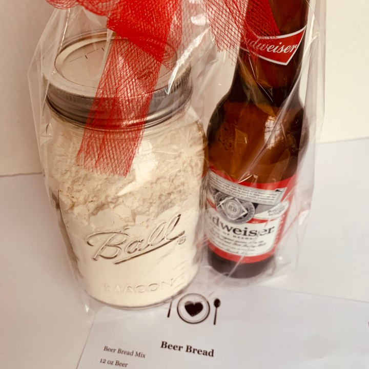 Homemade Gift - Beer Bread Mix