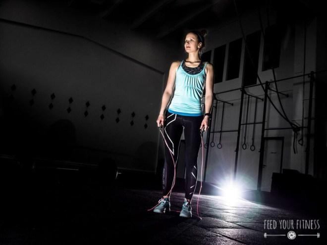 Dein CrossFit Start WOD, AMRAP & andere Vokabeln Rope