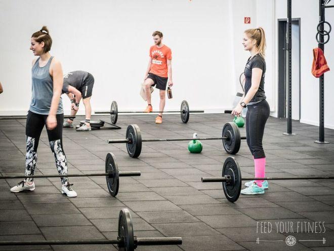 Valentinstag CrossFit WOD 2
