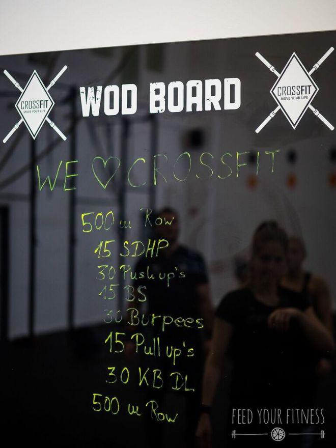 Valentinstag CrossFit WOD